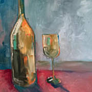 A Bottle Of White... Poster