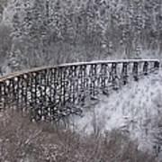 A Bridge To Nowhere Poster