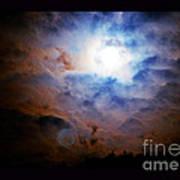 A Celestial Harmonic Poster