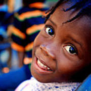 A Child's Smile Is One Of Life's Greatest Blessings Poster