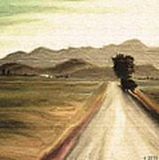 A Classic Landscape Poster