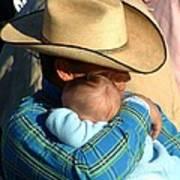 A Cowboy's Love Poster