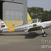 A Dhc-1 Chipmunk Trainer Aircraft Poster