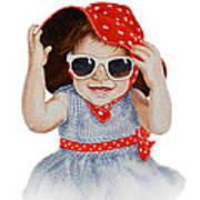 A Fashion Girl  Poster