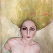 A Female Portrait Poster