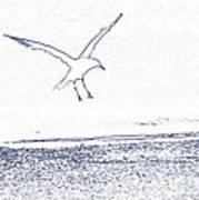 A Fine Flight Poster