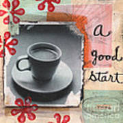 A Good Start Poster