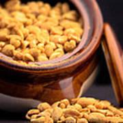 A Jar Of Peanuts Poster