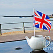 A Jubilee Cuppa Poster