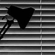 A Light In The Dark Still Life Poster