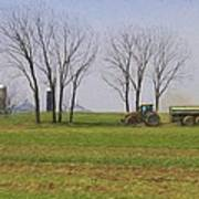 A Little Farming Poster