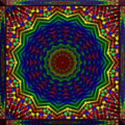 A Love Of Kaleidoscopes Poster