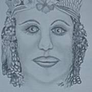 A Nubian Princess Poster