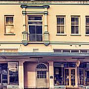 A. O. F. Building 1925 Hilo Poster