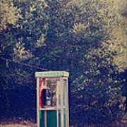 A Phone In A Booth? Poster
