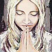 A Prayer... Poster