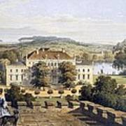 A Prussian Royal Residence, C.1852-63 Poster