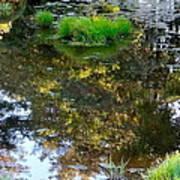 A Quiet Little Pond Poster