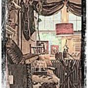 A Room With An Invitation Poster