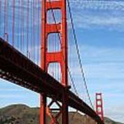 A San Francisco Icon Poster
