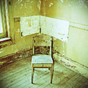 A Small Chair Poster