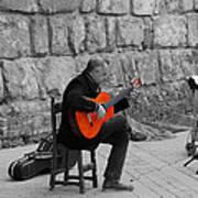 A Splash Of Flamenco  Poster