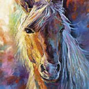 A Stallion Poster