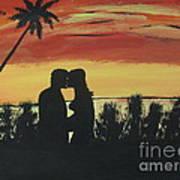 A Summer Kiss Poster