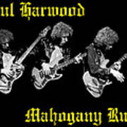 A Trinity Of Harwood Poster