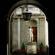 A Tuscan Foyer Poster