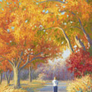 A Walk In The Fall Poster