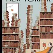 Fall Library Poster