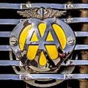 Aa Mu Emblem Poster