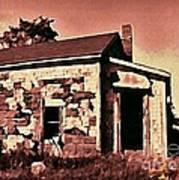 Abandoned Cape Breton House Poster by John Malone