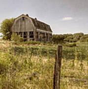 Abandoned Farm Poster
