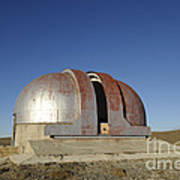 Abandoned Observatory Poster