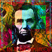 Abe The Broham Lincoln 20140217 Poster