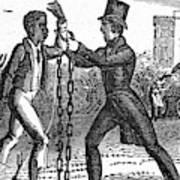 Abolitionist, C1840 Poster