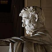 Abraham Lincoln Monument Poster