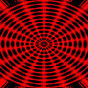 Abstract Circle Poster