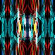 Abstract Pattern 3 Poster