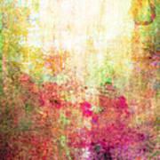 Abstract Print 14 Poster