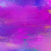 Abstract Splendor Poster