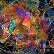 Abstraction 0357 Marucii Poster