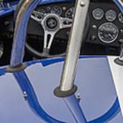Ac 427r Cobra Interior Poster