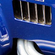 Ac 427r Ford Cobra Details Poster