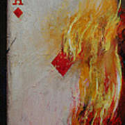 Ace Of Diamonds Poster