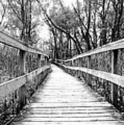 Across The Bridge Poster