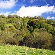Across The Southern End Of Monk's Dale Poster