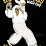 Ad Alcohol, 1946 Poster